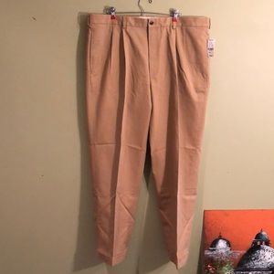 NWT Men's Brooks Brothers Elliot Pleated Pants